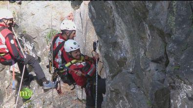La squadra degli alpinisti