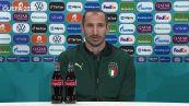 """Europei, Chiellini: """"La finale? Servono spensieratezza e follia"""""""