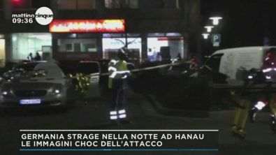 Germania, strage nella notte ad Hanau