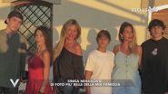 Sinisa Mihajlovic e la famiglia