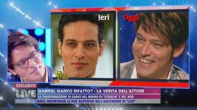 Il bacio choc tra Gabriel Garko e Barbara d'Urso