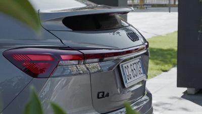 Audi Q4 Sportback e-tron: la prova su strada