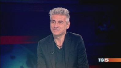 """Made in Italy"", Ligabue al Tg5"