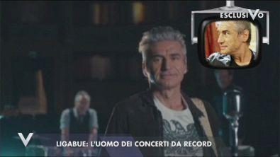 Luciano Ligabue: i suoi concerti
