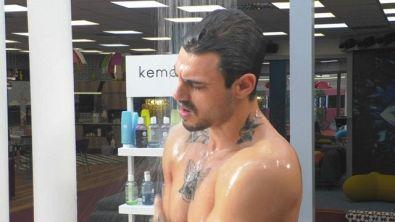 Francesco: una doccia da finale