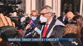 Breaking News delle 11.00 | Manovra, Draghi convoca i sindacati