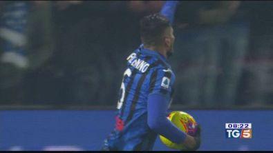 La Roma cade a Bergamo Oggi sfida Lazio -Inter