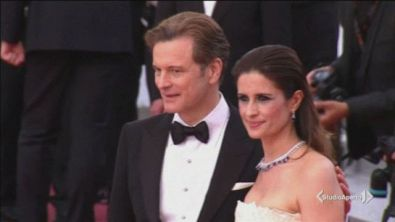 Colin Firth torna single
