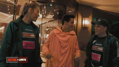 Runners bagnati...