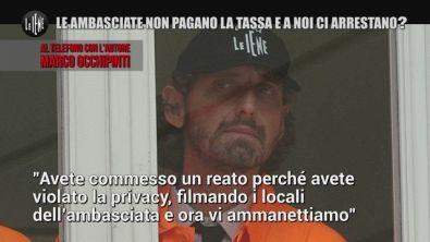 """ROMA: """"Perché non pagate la Tari?"""": e l'ambasciata li """"sequestra"""" per tre ore"""