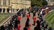 Funerali Filippo, Kate indossa perle che furono al collo di Diana