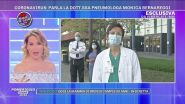 Coronavirus, parla la dott.ssa Monica Bernareggi
