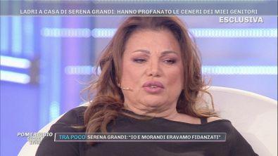 """Serena Grandi: """"I ladri in casa... una violenza!"""""""