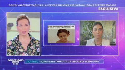 La scomparsa di Denise Pipitone: nuovi misteri sulla lettera anonima