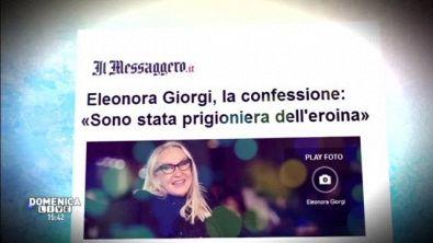 Eleonora Giorgi e i giornali