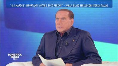 Silvio Berlusconi: flat tax e pensioni