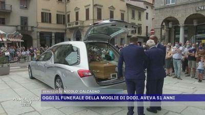 Oggi il funerale della moglie di Dodi Battaglia