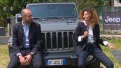 Nuova Jeep Wrangler 4Xe: potente, efficiente e sostenibile