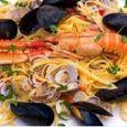 Ristorante da Paolo Spaghetti con frutti di mare