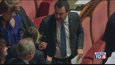 """Senato sulla Gregoretti, """"Salvini a processo"""""""
