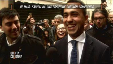 """""""Salvini ha una posizione che non comprendo"""""""