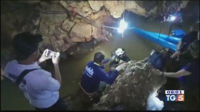 Non c'è molto tempo per uscire dalla grotta