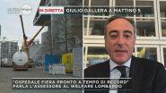 COVID-19: Scende la curva dei contagi, parla Giulio Gallera