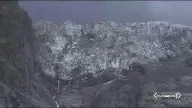 Monte Bianco, il nemico è il caldo