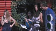 Antonio, Paola e Carlotta cronisti per un giorno