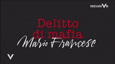 """""""Delitto di mafia"""" Mario Francese"""