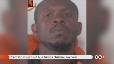 Bimba e nonno coraggio sventano stupro su bus