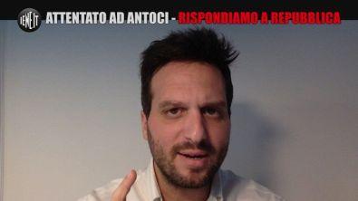 Attentato ad Antoci: la nostra risposta a Repubblica