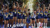 Azzurre del volley, quanto guadagnano le campionesse d'Europa