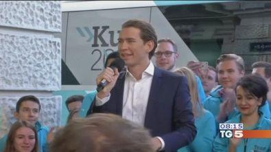 Austria: netta virata a destra