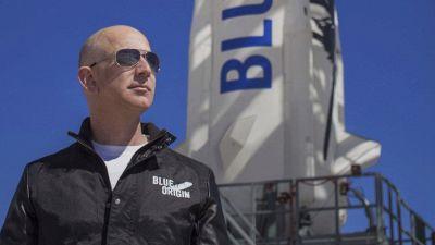 Jeff Bezos, quanto costa il biglietto per andare nello spazio