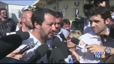 No a Sicilia come campo profughi dell'Europa