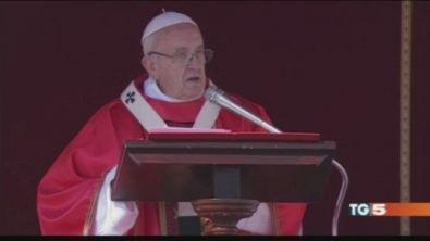 Papa: Giovani gridate, vogliono farvi tacere