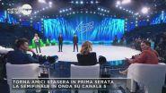 """""""Amici"""" la semifinale su Canale 5"""