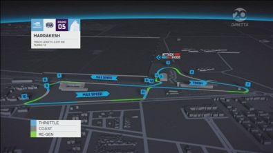 E-Prix Marrakech: il circuito