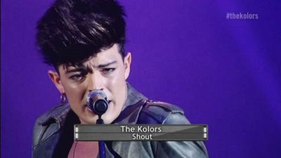 Shout - Live in Expo - The kolors