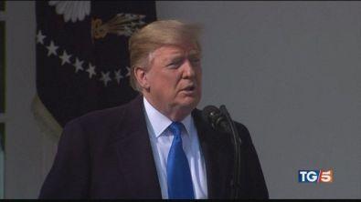 La spallata di Trump per costruire il muro