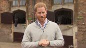 Il Principe Harry si è offerto volontario per la psicoterapia in tv