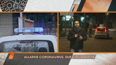 Il coronavirus a Roma