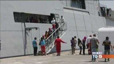 Emergenza migranti, vertice UE-Nord Africa
