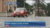 In prova la nuova Renault Twingo Electric