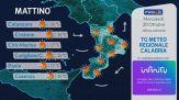 Tg Meteo Regionale Calabria