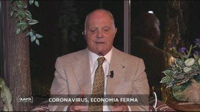 Coronavirus, economia ferma
