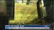 Breaking News delle 17.00   Fitch, Pil Italia -9,5