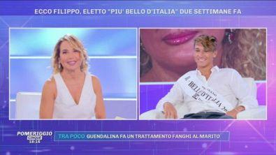 Filippo Gualandi: ''Sono il più bello d'Italia''