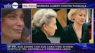 GFVIP: scontro tra Antonella Elia e Fernanda Lessa